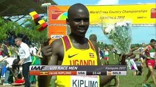 U20 Men - 2017 World Cross Country Championships Kampala