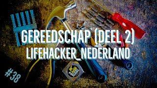 #38 DRIE lifehacks met GEREEDSCHAP (deel 2) - DIY