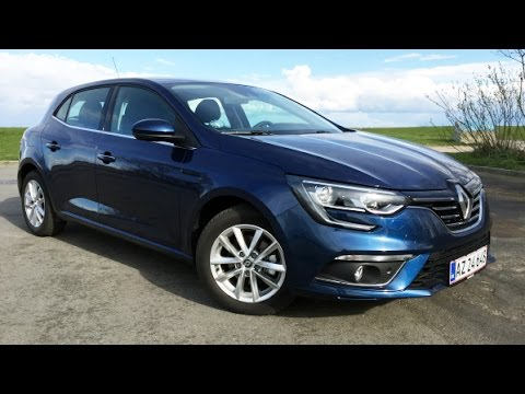 renault megane 1 2 tce 130 zen 2016 review eng sub youtube. Black Bedroom Furniture Sets. Home Design Ideas