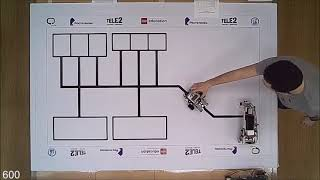Наша команда на V открытом дистанционном командном турнире по робототехнике