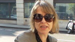 Nicola Walker in London 06 07 2018