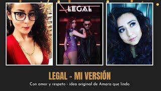Legal- Mi versión