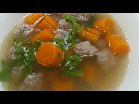 hmong-&thai-carrot-soup-with-pork-(-zaub-hmoob)