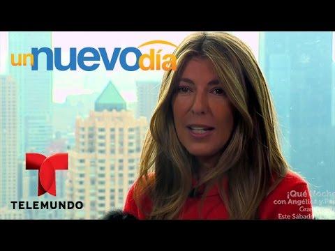 La fashionista,Nina Garcia, habla de su éxito | Un Nuevo Día | Telemundo