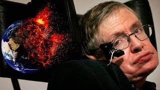 Stephen Hawking Chilling WARNING Before Passing Away