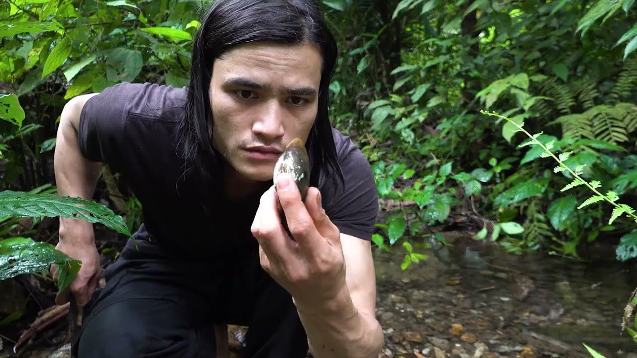 【Man and Machete】Six months of survival in the tropical rainforest, episode 7
