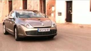 Renault Laguna Coup? - iMOTOR first drive.