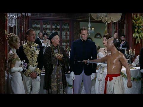 55 nap Pekingben (1963) - teljes film magyarul