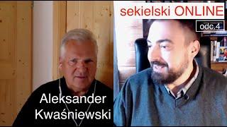 sekielskiONLINE odc.4 - Aleksander Kwaśniewski