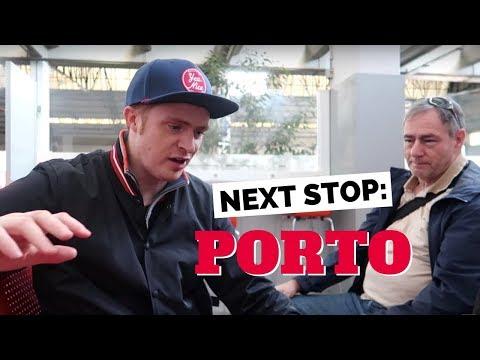Lisbon to Porto Bus Ride | Portugal Travel Vlog