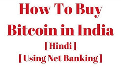 How To Buy Bitcoin in India Through Net Banking [ Instant ] [ Hindi ] ( Unocoin ) - Sourav Roy