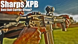 Sharps XPB Bolt Carrier Group Review: The Best BCG?