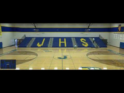 Johnsburg High School vs. Westlake Christian academy Varsity Womens' Volleyball (3/20/21)