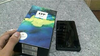 Detail review of LYF Water 10 Smartphone