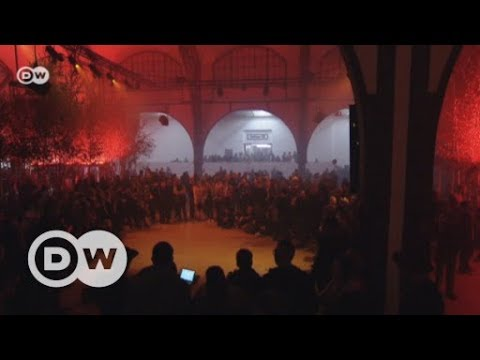 Hotspot der Kunstszene: Die Berliner Art Week 2017 | DW Deutsch