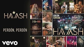 HA-ASH - Perdón, Perdón (Versión Big Band) [Cover Audio]