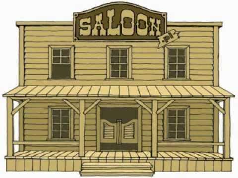 saloon wild west youtube. Black Bedroom Furniture Sets. Home Design Ideas
