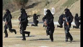 Pakistan Female Elite Police Commando Training 2015