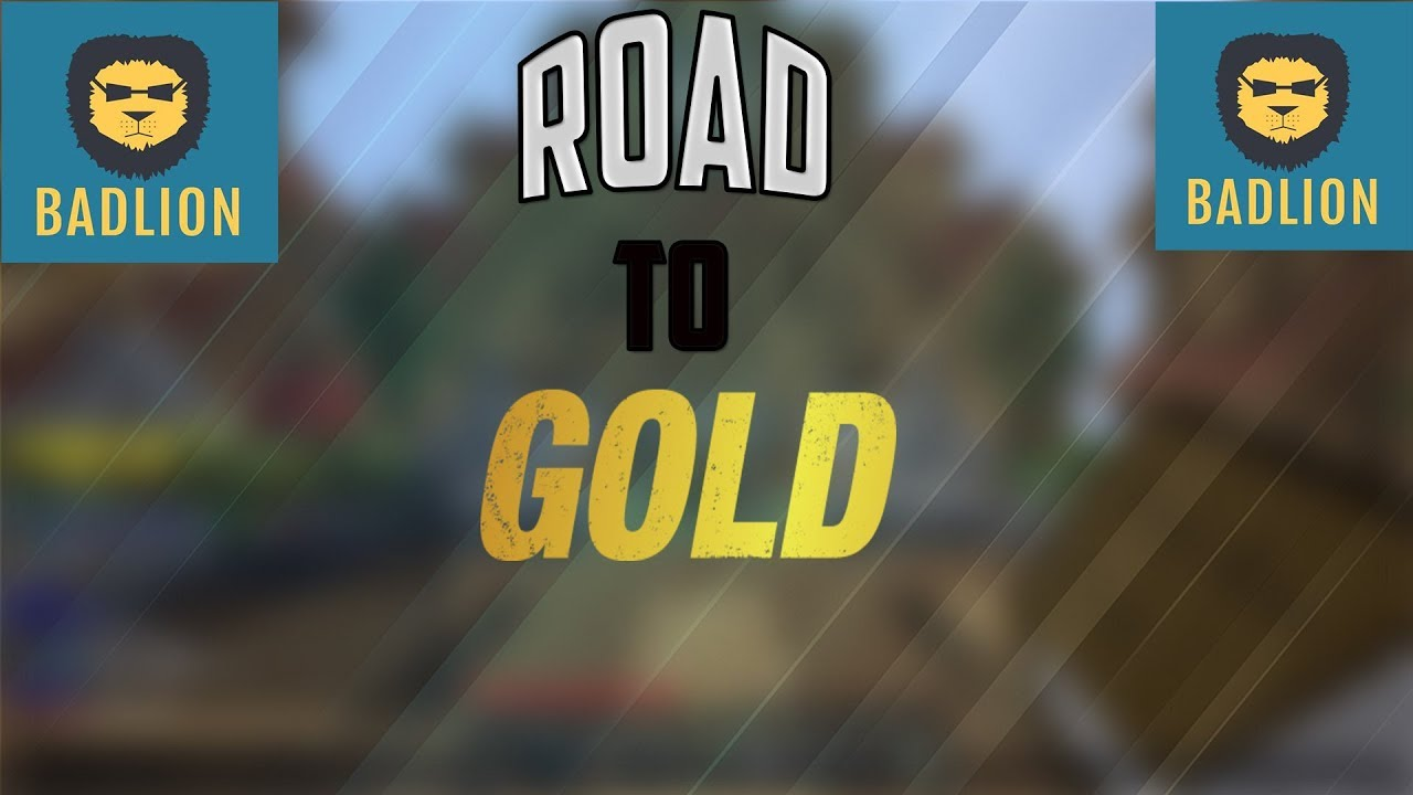 RoadToGoldSeries #1