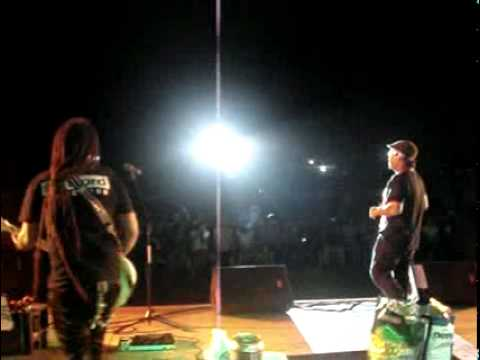 Granada Hinagis sa mga Tao @ Siakol Concert - Compostela Valley (November 13, 2010)