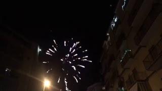 TRANI - capodanno via Andria 2019