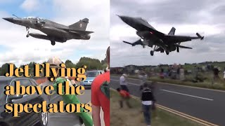 Crazy low flying Jets | Jets Fighter in Low Pass - Shocking Spectators | Best Fighter Jets