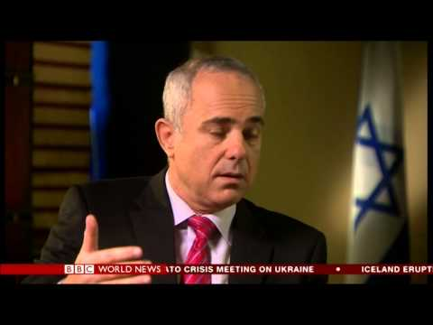 HARDtalk With  Yuval Steinitz