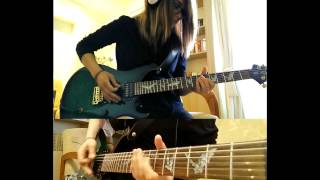 THE AGONIST - Faceless Messenger Guitar Cover