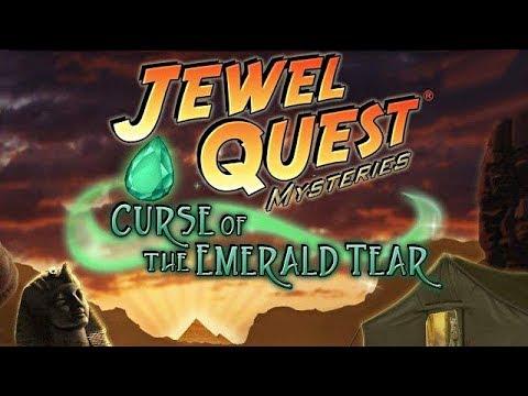 Jewel Quest Mysteries: Curse of the Emerald Tear Trailer