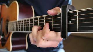 Gambar cover What You See Is What You Get - Luke Combs | Acoustic Guitar Cover
