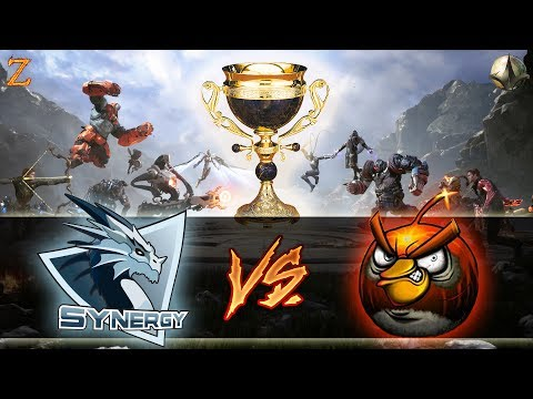 видео: paragon battle - ТУРНИР!  ФИНАЛ!  synergy vs power rages!