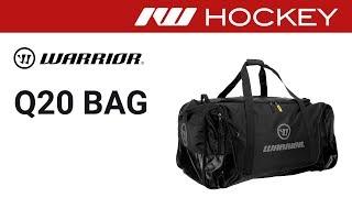 Warrior Q20 Hockey Bag Review