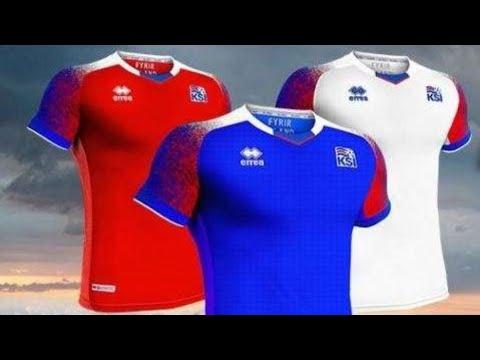 buy popular 41583 a2ec9 Iceland 2018 World Cup Kit, England World Cup Russia Boycott Theory, 2018  World Cup Kit Theory