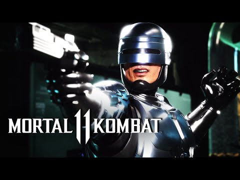 Mortal Kombat 11 - Official Aftermath Story And Character DLC Trailer