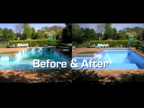 aaa liner experts commercial swimming pool liner cover professionals youtube