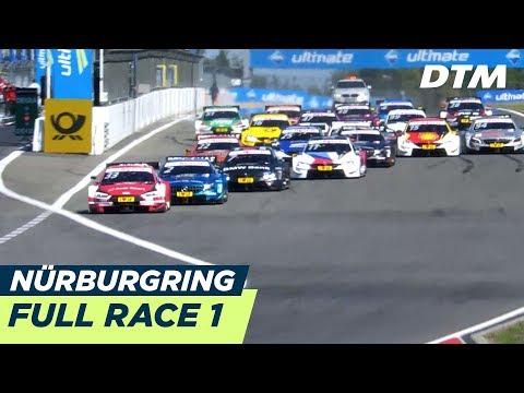 DTM Nürburgring 2018 - Race 1 (Multicam) - RE-LIVE (English)