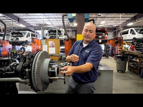 Quigley Motors 4x4 Van Convertion Factory Tour With VP Of Engineering Tod Quigley