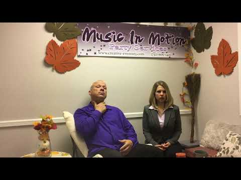 Music in Motion Presents Creative Events