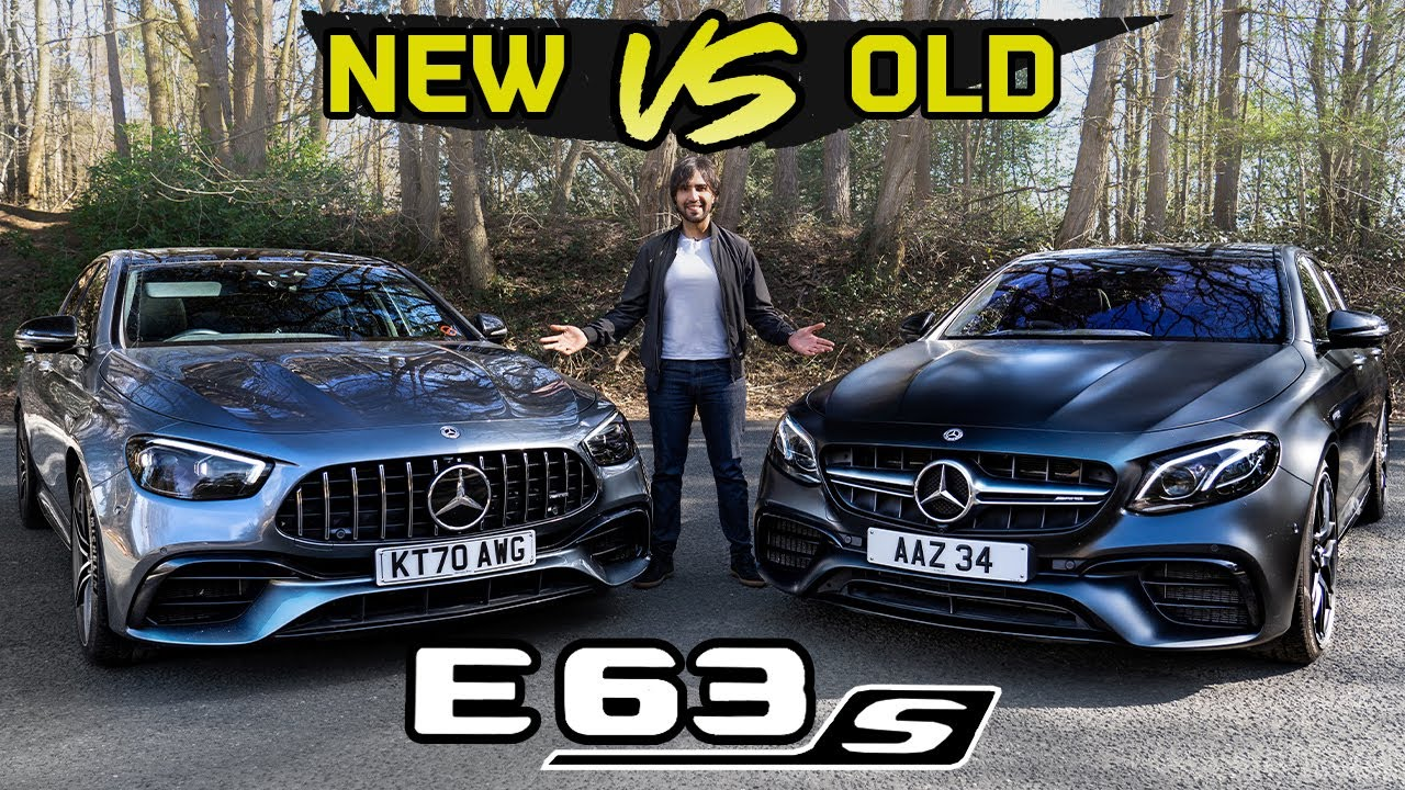 New E63S VS Old E63S : Can the Real AMG Hammer please stand up?!