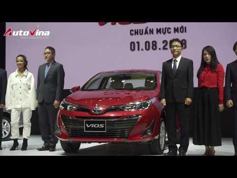 Autovina   Toyota Vios phiên bản mới - tăng trang bị và tăng giá bán