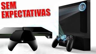 NÃO DEVEMOS ESPERAR DO PS5 E NOVO XBOX / MELHORIAS NA PSN