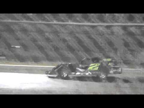Ark La Tex Speedway USMTS Cajun Clash A feature part 4 saturday night 2/27/16