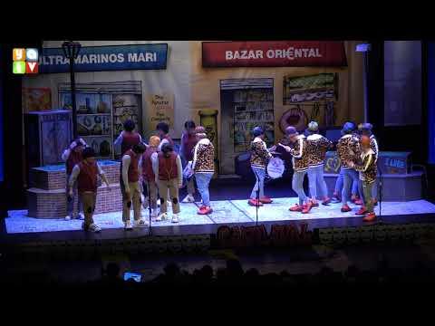 Cuentame que nos pasó Chirigota de Algeciras Carnaval 2020