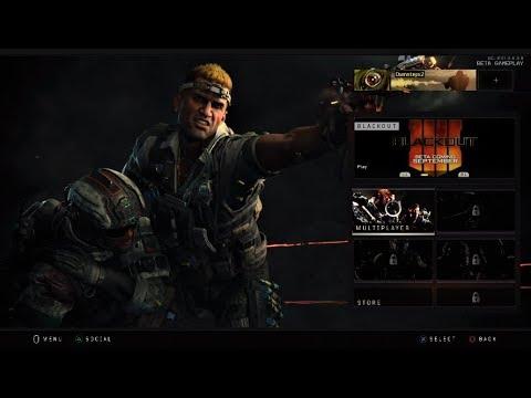 Call of Duty: Black Ops 4 - Main Menu (Theme) [HQ]