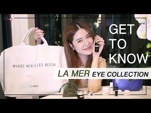 "REVIEW || get to know ""LA MER Eye Collection"" ควรใช้รอบดวงตาจากลาแมร์ตัวไหนดีน้า? || NinaBeautyWorld - วันที่ 31 Jan 2019"