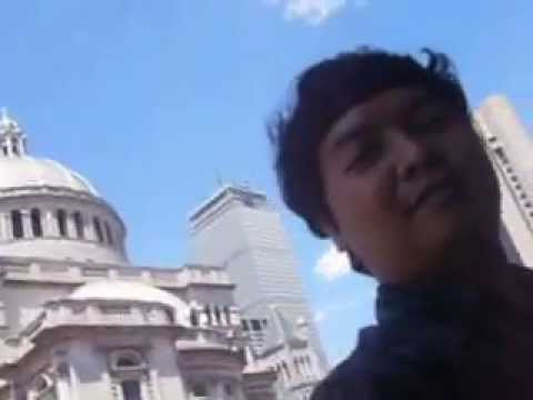 Trip to The First Church of Christ Scientist The Mother Church Boston Massachusetts Part 1