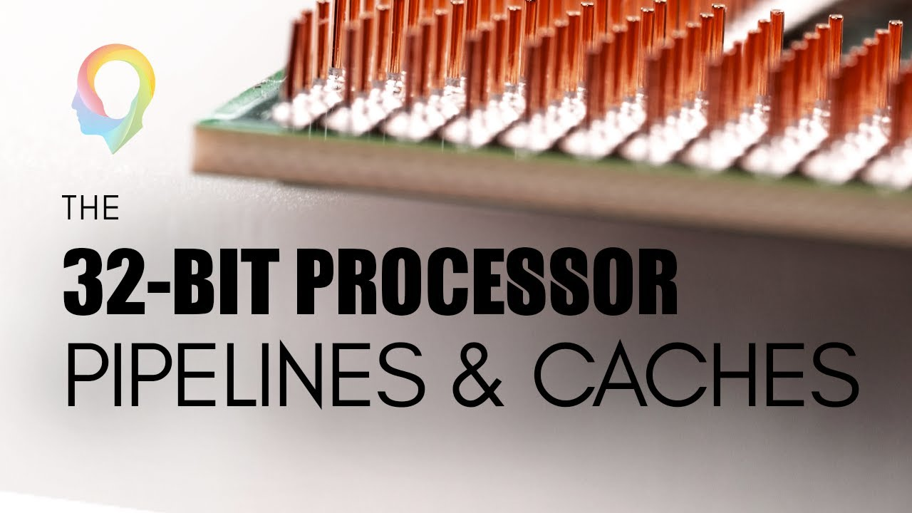 The Evolution Of CPU Processing Power Part 4: The 32 Bit Processor - Pipelines and Caches