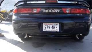 3000gt vr4 borla exhaust