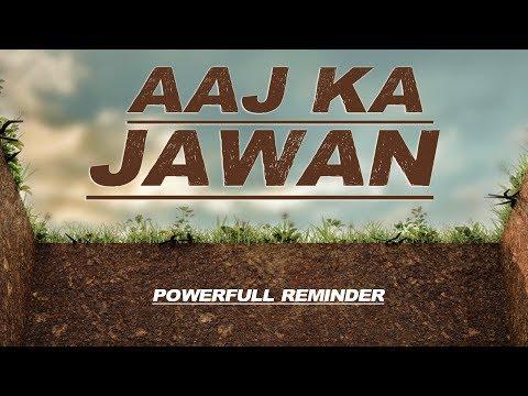 Aaj Ka Nojawan | VERY Emotioanl Bayan | Molana Tariq Jameel | Powerfull Reminder