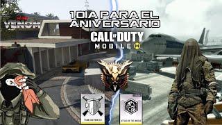 Ranked y El Ataque de los no Muertos || Call of Duty Mobile temp. 10 || 1 dia para el ANIVERSARIO!!!
